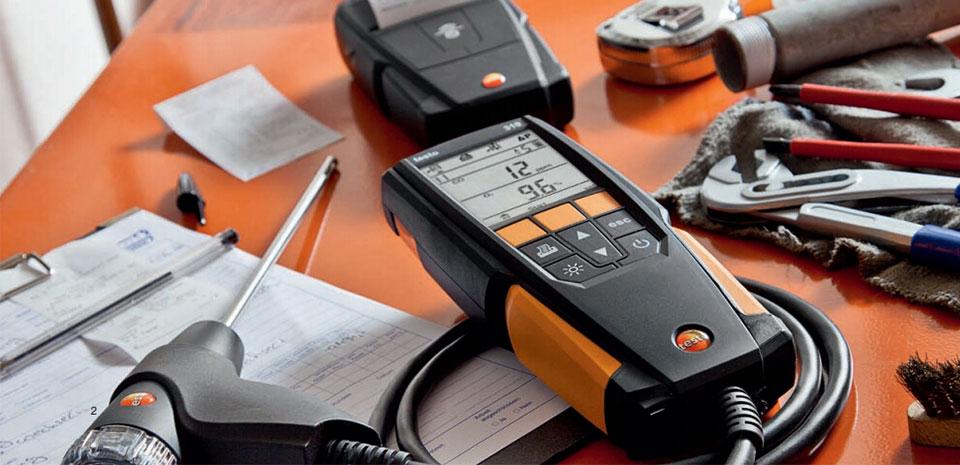 德图testo310烟气分析仪